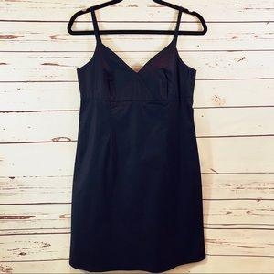 Cute GAP Black Stretch Cotton Dress - Size 6